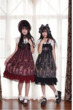 Byzantium Stained Glass~ Lolita JSK Dress Long Version