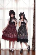 Byzantium Stained Glass~ Lolita JSK Dress Long Version