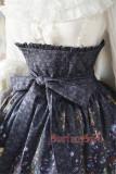 Rosary~ Elegant Lolita High Waist Fishbone Skirt