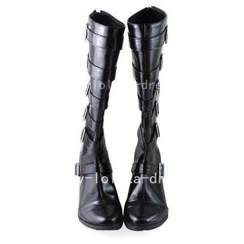 Beautiful Black High Boots
