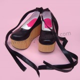 Rocking Horse Style Belt Lolita Shoes