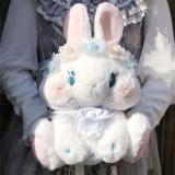 Garland Rabbits Sweet Lolita Bag -2 Ways -Ready MADE