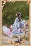 Bamboo Taking~ Classic Lolita Jumper+Headbow