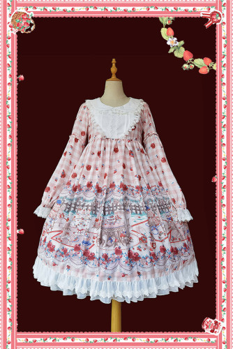 Infanta ~Forest Tea Party~ Lolita OP -Pre-order
