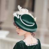 Miss Point ~Mrs Jennifer Velvet Lolita Skirt