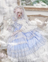 Diamond Honey ~To Pray for the Angels Lolita JSK -Pre-order