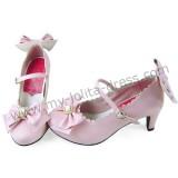 Elegant Bows Lolita Heels Shoes