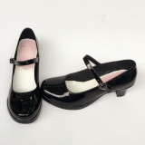 Classic Single Strap Lolita Shoes