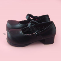 Double Straps Women Lolita Shoes