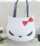 Loris Sleeping Kitten Lolita Handbag