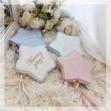 Monring Glory~ Sweet Lolita Pouch -Ready Made