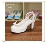 Angel's Wings Sweet Lolita Heel Shoes