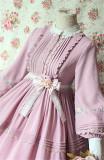 Sakura In Spring~ Lolita Embroidery OP Dress