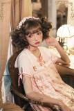 Antique Dolls ~Sweet Lolita OP Dress-Ready Made
