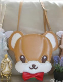 Loris Sweet Bear Cross Body Bag