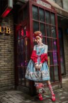 Fleurs et écho~Thumrabbit~ Lolita Normal Waist JSK
