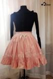 HMHM Alice Stopwatch Velvet Skirt