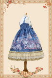 Infanta ~Cinderella Cat~ Lolita JSK Version II -Ready Made