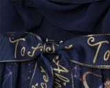Tommy Bear ~Constellation & Celestial Globe~ Lolita Salopette -Ready Made