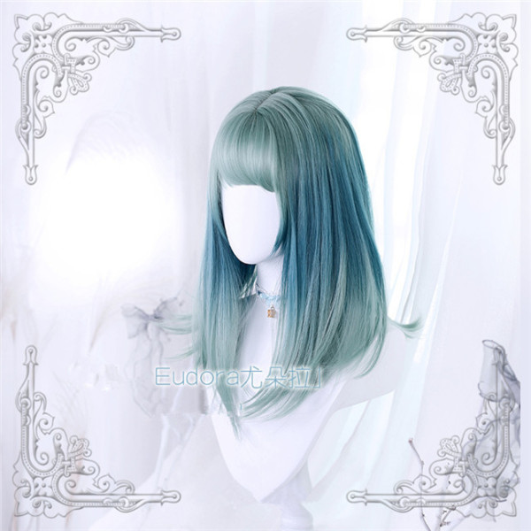 Eudora~ Sweet Long Straight Lolita Wig