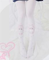 Sweet cat~Sweet Printed Lolita Tights