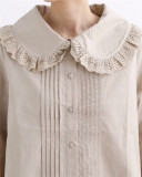 Sweet Peter Pan Collar Lolita Blouse