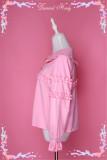 Sweet Peter Pan Collar Long Sleeves Lolita Blouse White M In Stock