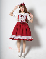 Magic Tea Party Sweet Dailywear Lolita JSK