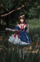 Milu Forest ~Snow White Lolita Fullset -Pre-order