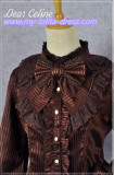 Valentine's Chocolate~ Sweet Lolita Blouse -Pre-order