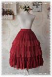 Infanta Elegant Chiffon Lolita Petticoat/Skirt
