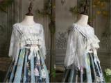 Summer Picture Book~ Elegant Lace Lolita Blouse 2 Ways