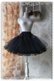 Organza Tailored Puff A- line Lolita Pettcoat
