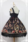 Magic Night Museum ~Lolita JSK Dress with Front Open Design
