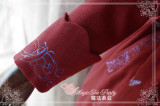 Fleur-de-lis~ Lolita Embroidery Coat -In Stock