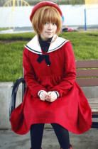 HMHM Cardcaptor Sakura Style Lolita Jacket