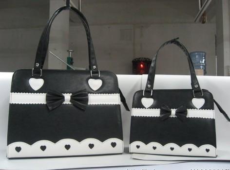 Pretty Bow Hearts Lolita Bag 8 Colors Big Version
