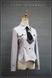 Your Highness ~The Oath Of The Judge~ Gothic Lolita Blouse -Ready Made