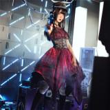 The Locomotive Madien Punk Style Lolita JSK -Pre-order