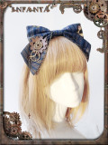 Machinery Puppet~ Punk Style Lolita Blouse