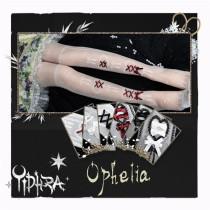 Yidhra Ophelia Lolita Above Knee Socks