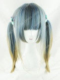 Harajuku Style 60cm Long Straight Lolita Wig