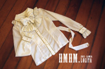 HMHM Lamia Anarch Lolita Blouse