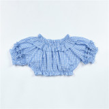 Sweet Pure Cotton Lolita Inner Blouse