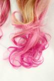 60cm Golden Pink Curls Lolita Wig