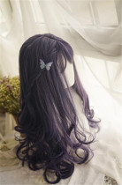 Sweet Natural Long Wary Lolita Wig
