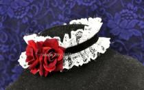 Angel Forst Lolita Lace Roses Romantic Choker
