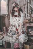 Doll Izutsu~ Classic Lolita JSK Dress-Ready Made