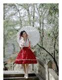 Camellia~ Classic Qi Lolita JSK/Skirt