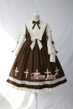 The Cross Choir~ Gothic Lolita OP -Ready Made